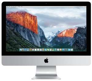 "Ordinateur 21.5"" Apple iMac MK142FN/A (i5-5250U, 8 Go de RAM, 1 To)"