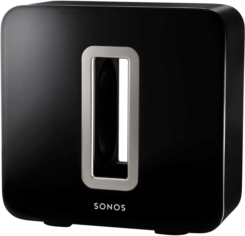 Sélection d'articles Sonos en promotion - Ex: Caisson de basse Sonos Sub