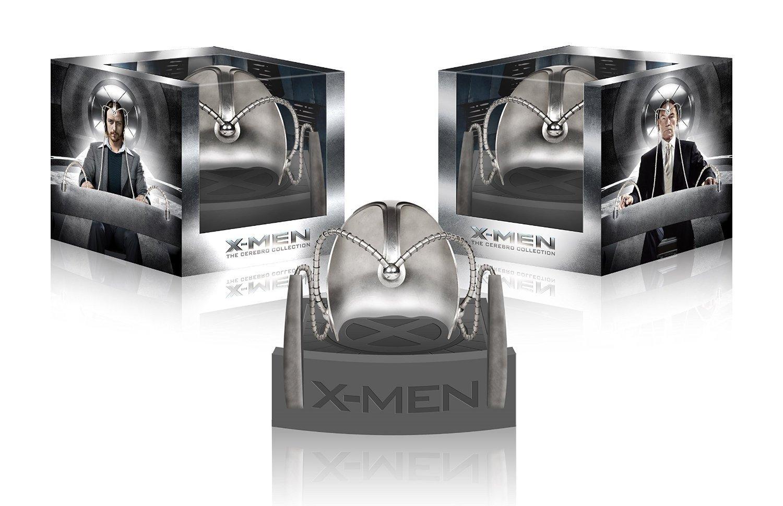 Coffret Blu-ray : X-Men et Wolverine : L'intégrale des 7 films (Hors dernier film) Édition Limitée Cerebro