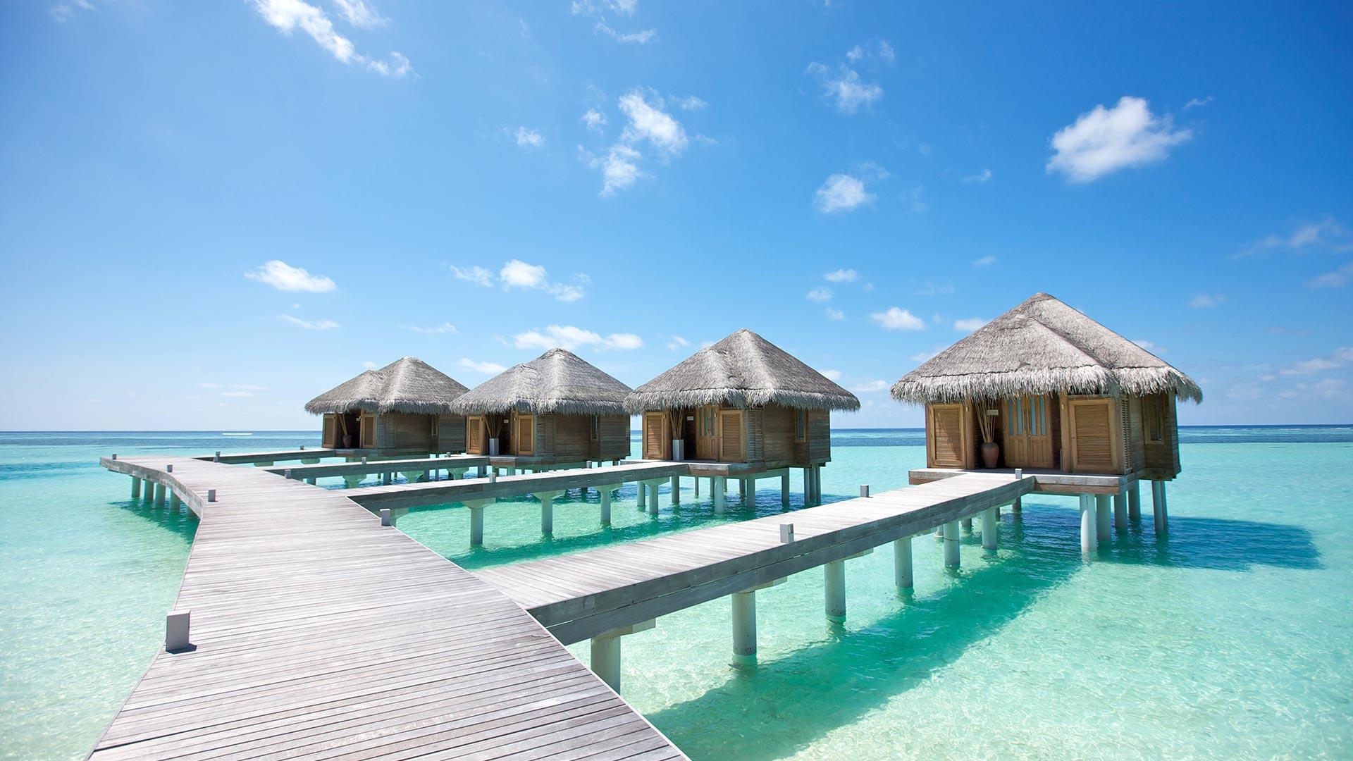 Sélection de vols (A/R) pour les Maldives en promotion - Ex : Paris-Malé (du 23 sept. au 1er oct.)