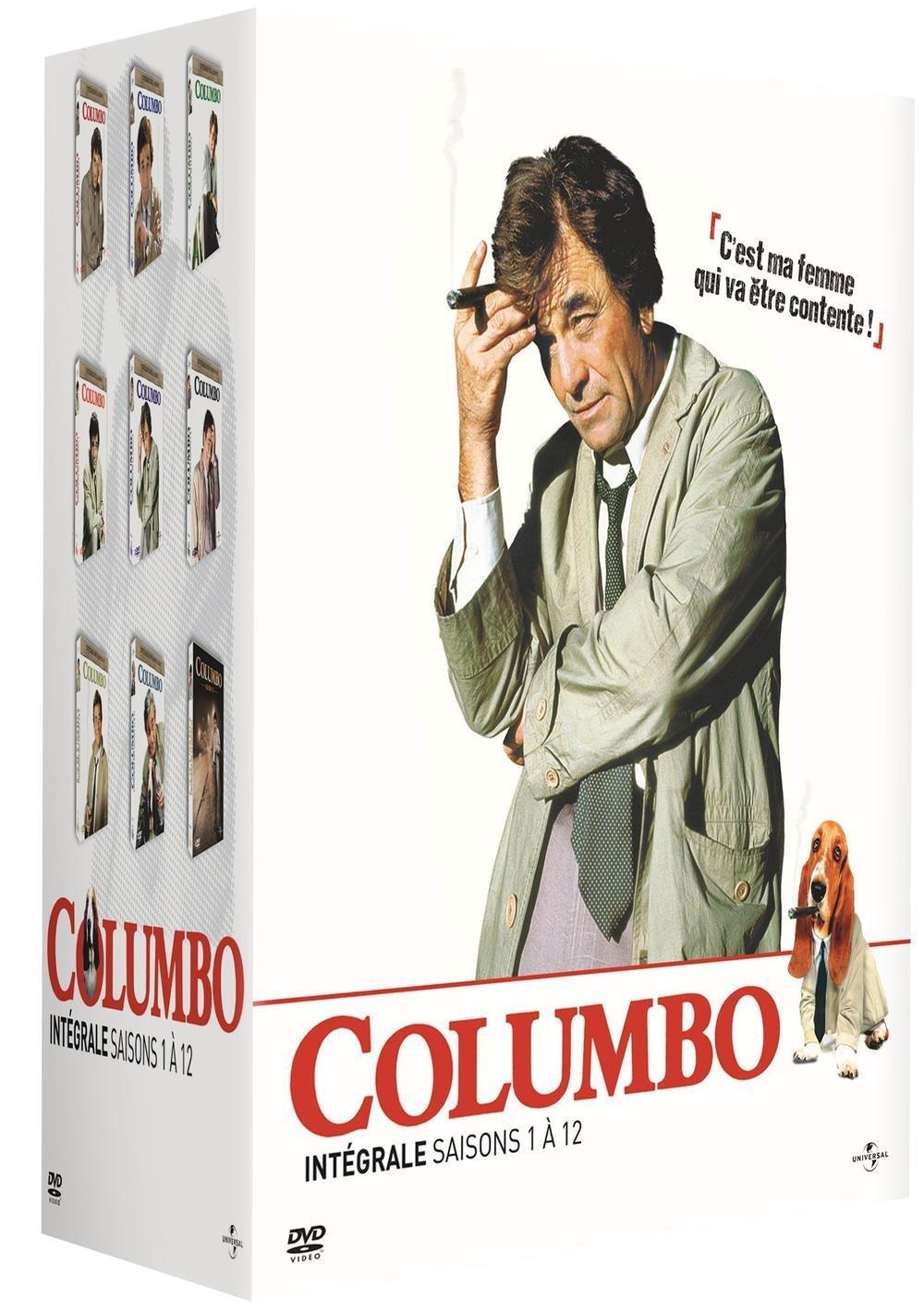 Coffret DVD : L'intégrale de Columbo