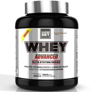 Proteine Whey Advanced 100% - 2.9Kg