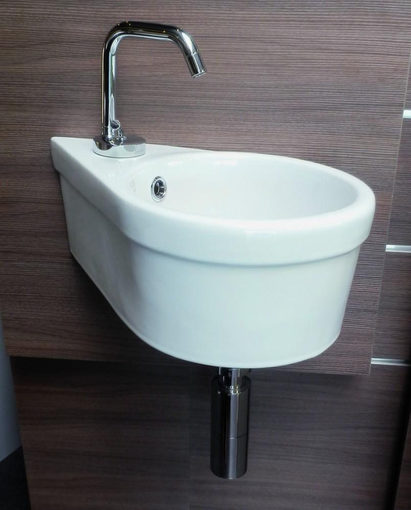 Lave-mains AncoDesign (céramique, 38.5x16 cm)