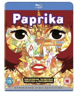 Paprika en BluRay