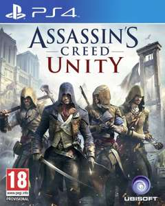 Assassin's Creed : Unity sur PS4