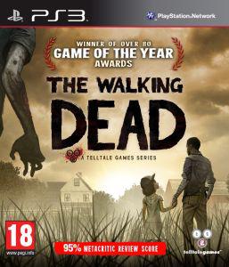 The Walking Dead PS3 (les cinq épisodes inclus)