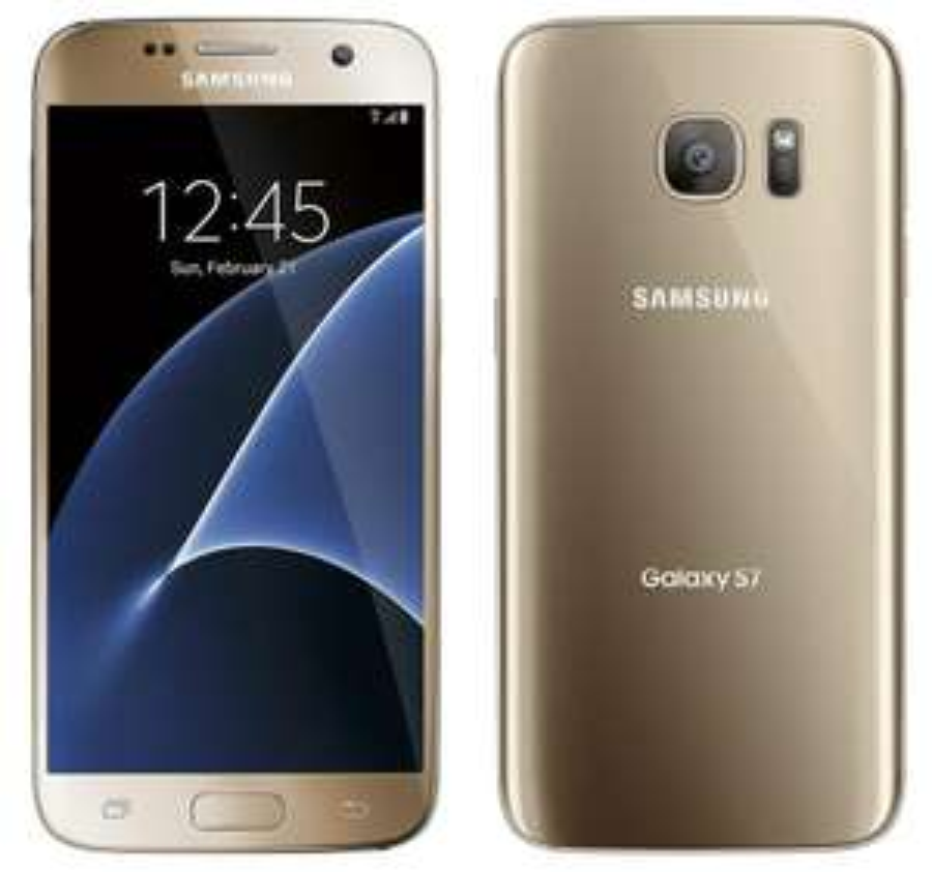 "Smartphone 5.1"" Samsung Galaxy S7 - 32Go, Gold"