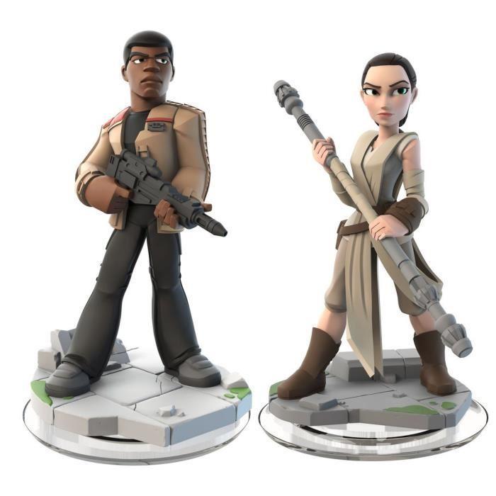 pack  Disney infinity star wars the force awaken