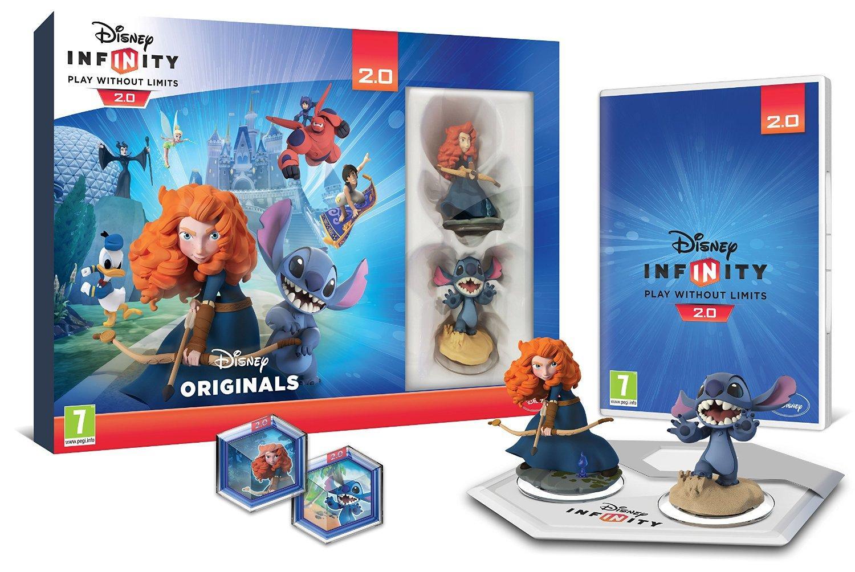Disney Infinity 2.0 - Toybox Pack sur Nintendo Wii U