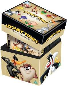 Looney Tunes - Coffret Golden Collection (Volumes 1-6, 24  DVD)