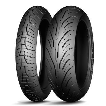 30€ de réduction pour l'achat de deux pneus Michelin Moto (montés) - Ex : 2 pneus Pilot Road 4