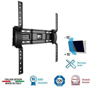 """Support TV mural Meliconi 400 ST Slimstyle  (40"""" à 50"""") - Inclinable"""