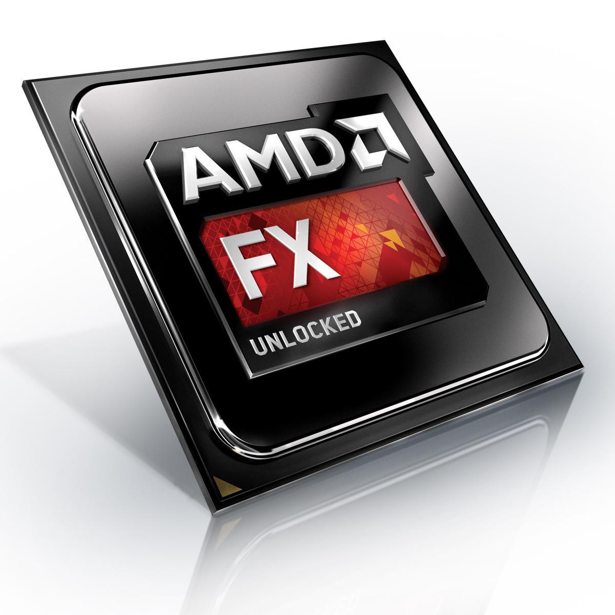 Processeur AMD FX-8370E Black Edition - 8 coeurs (3.3 GHz)