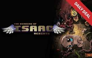 The Binding of Isaac: Rebirth sur PC (Dématérialisé - Steam)