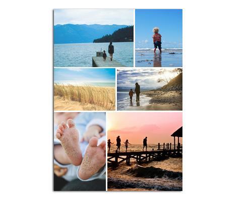 Poster Photos personnalisable gratuit