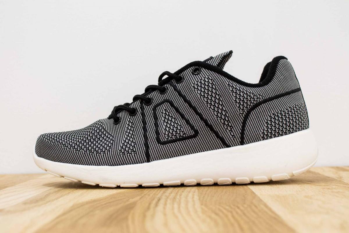 Chaussures Asfvlt Super Yarknit Black Dark Grey