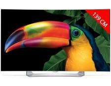 "TV 55"" incurvée LG 55EG910V - OLED, Full HD, 3D, Smart TV (via ODR de 200€)"