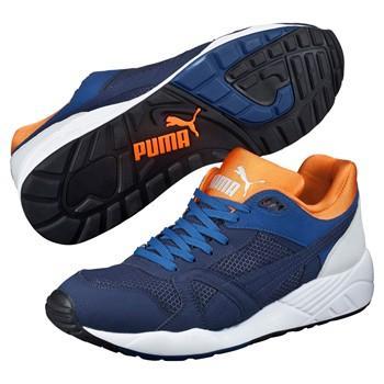 Jusqu'à 90% de réduction sur une sélection d'articles - Ex : Baskets Puma XS 500 Compression - Bleu