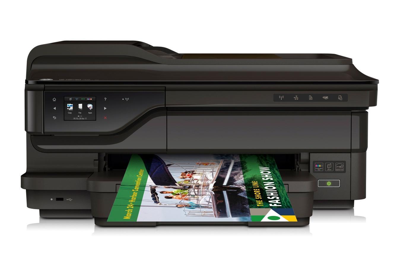 Imprimante jet d'encre HP Officejet 7612 (via ODR de 50€)