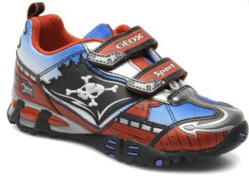Sélection de promotions sur les chaussures Geox - Ex : Chaussures Enfant Geox J Lt Eclipse B - Mesh+Dbk St