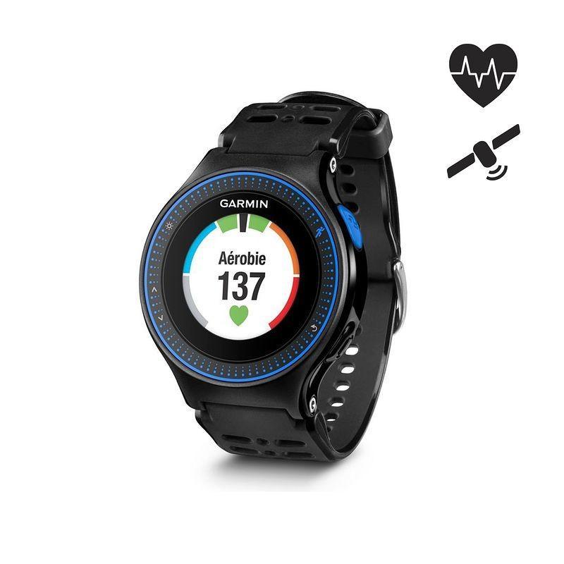 Montre connectée GPS Garmin Forerunner 225 - bleu ou rouge