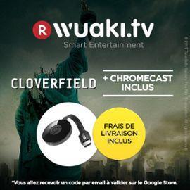 Clé HDMI Google Chromecast 2 + le film Cloverfield