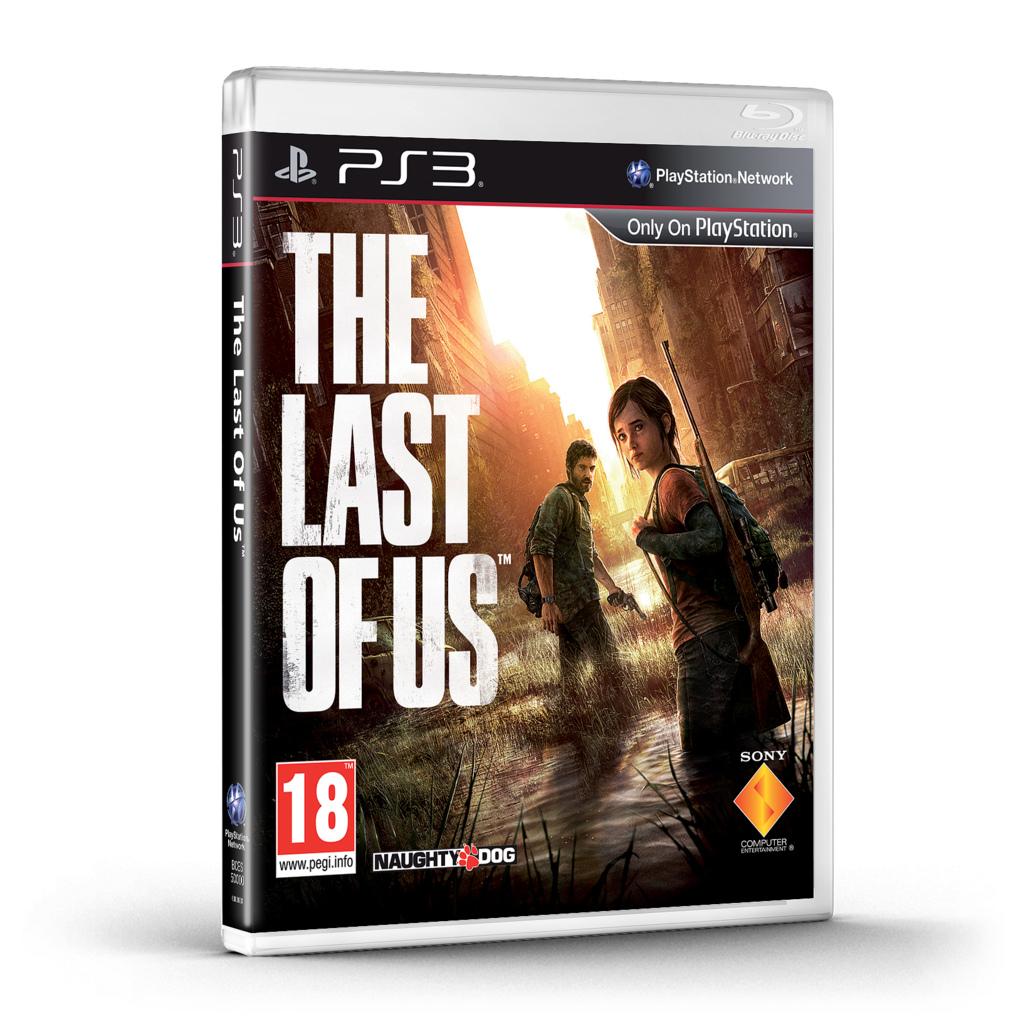 Jeu PS3 The Last Of Us (préco)