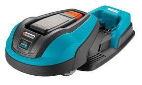 Tondeuse robot Gardena R50 LI avec batterie lithium 18V