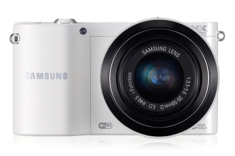 Samsung NX1000 Kit compact hybride 20,3 Mpix Wifi + Objectif 20-50 mm