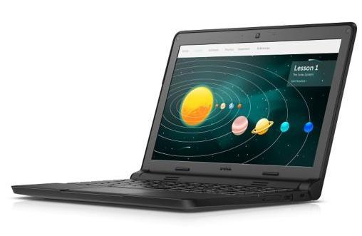 """PC portable 13.3"""" Dell Chromebook 7310 - Core i3-5005U, 4 Go RAM, 16 Go SSD"""