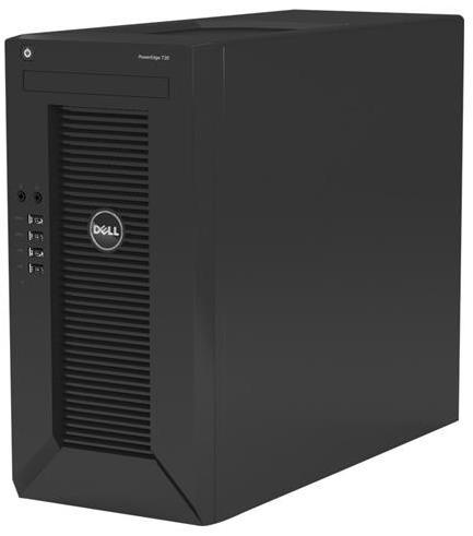 Serveur Dell PowerEdge T20 Xeon E3-1225 v3 4Go 1To