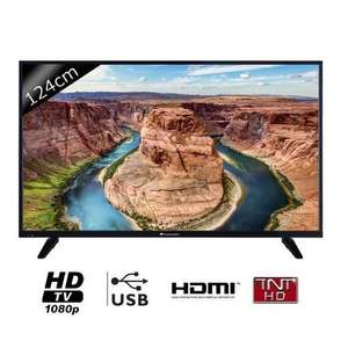 "TV LED 49"" Continental Edison 490316B3 Full HD"