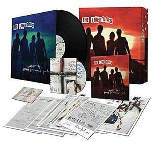 The Libertines : Anthems For Doomed Youth Deluxe Edition (Coffret 2 CD, DVD, Vinyle + Goodies)