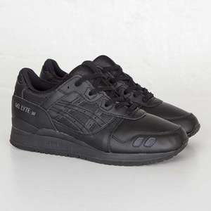 Baskets Asics Gel-Lyte III Black