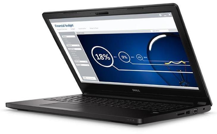 """PC portable 15.6"""" Dell Latitude 3570 - i3-6100U, 4 Go RAM, 500 Go"""