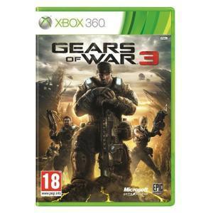 Gears of War 3 sur Xbox 360