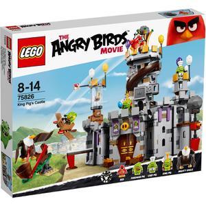 Lego Angry Birds : Le château du Roi Cochon    (75826)