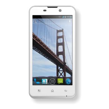 Smartphone Ucall Phoenix + casque audio + coque silicone
