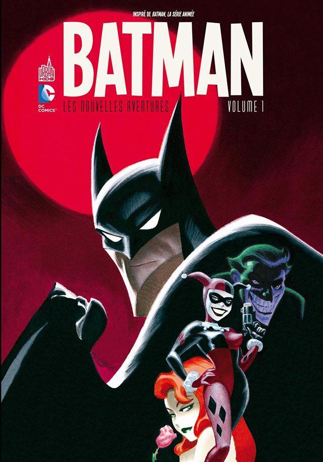 [Précommande] Sélection de BDs à 3.90€ - Ex : Batman Kids - Les Nouvelles Aventures (tome 1)