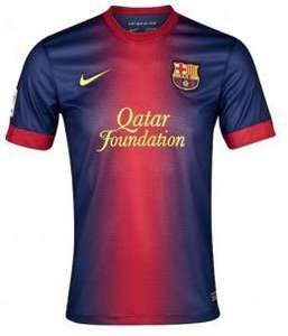 Maillot de Football Nike Barcelone 2012/2013