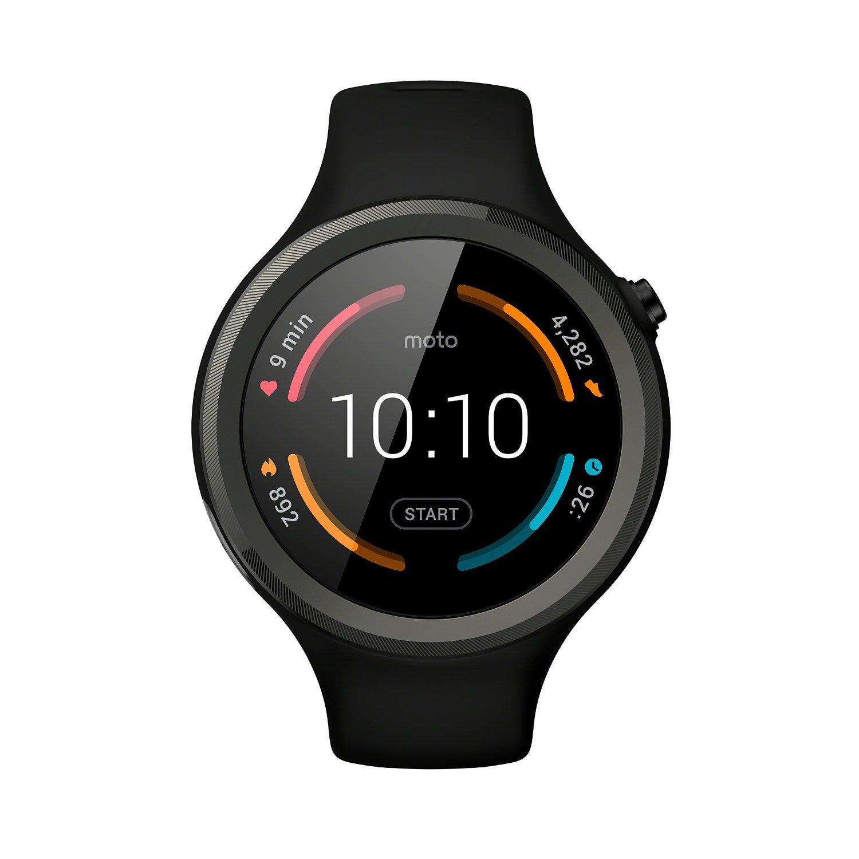Montre connectée Motorola Moto 360 V2 Sport - Noir