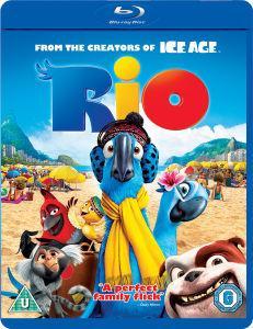 Blu-ray Rio (VO uniquement)