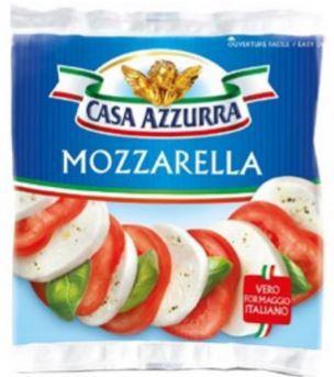 2 Mozzarellas Casa Azzurra au lait de vache 125 g  (via Remise immédiate + Shopmium et BDR)