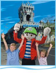 Invitation gratuite pour une famille au Playmobil FunPark Paris-Fresnes (Au lieu de 10€)