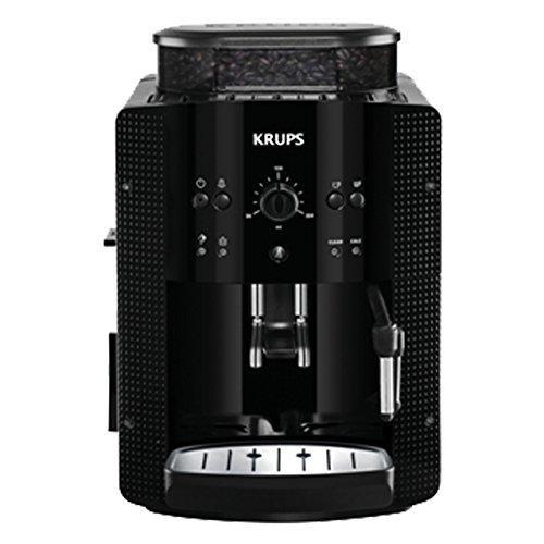 Cafetière automatique Krups Essential YY8125FD Noire (ODR de 50€)