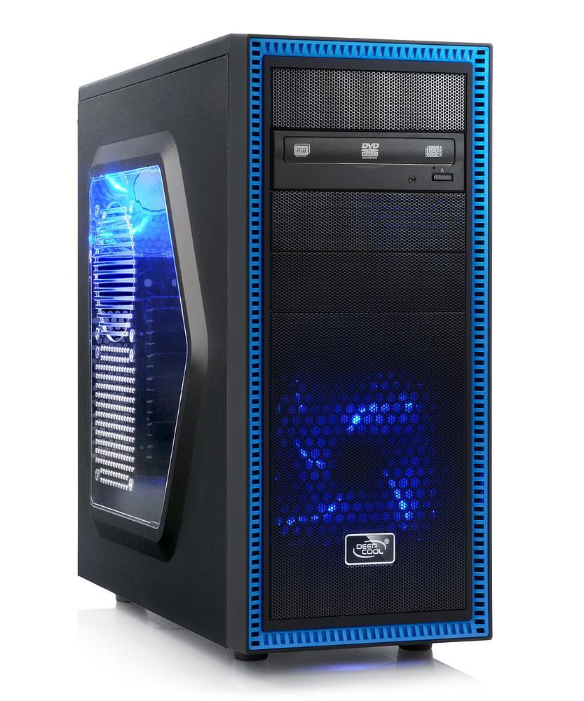 Ordinateur CSL Speed 4565 (i5-6600K, GTX960, 8 Go de RAM, 1 To) + Doom