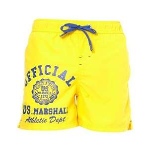 Sélection de shorts de bain US Marshall à 2.95€ - Ex : short de bain jaune
