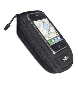 Sacoche pour smartphone KlickFix Phone Bag Plus - Noir