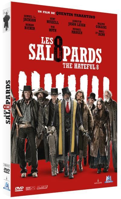DVD Les Huit Salopards