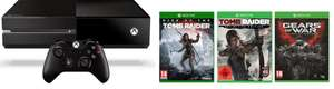 Console Microsoft Xbox One 1To + Tomb Raider + Gears of war